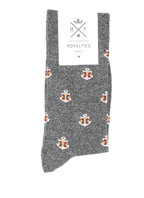 Royalties Çorap Siyah